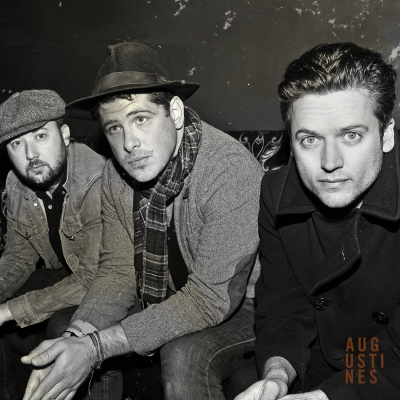Gig Review - Augustines @ Cockpit Leeds - 'A Surprise Security Announcement and McCarthy's Naughty Behaviour. An Amazing Night'